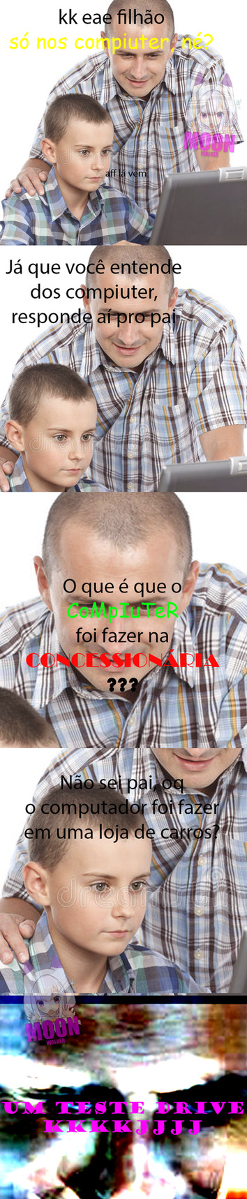 CoMpIuTeR - meme