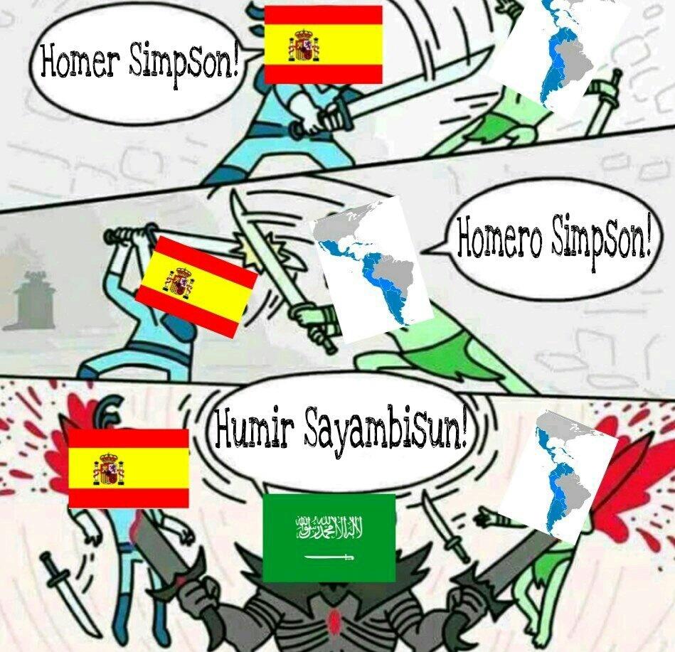 Viva Arabia - meme