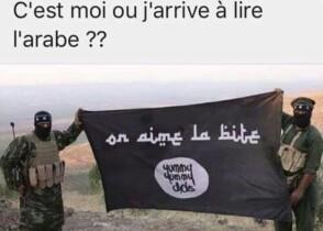 Chausse - meme