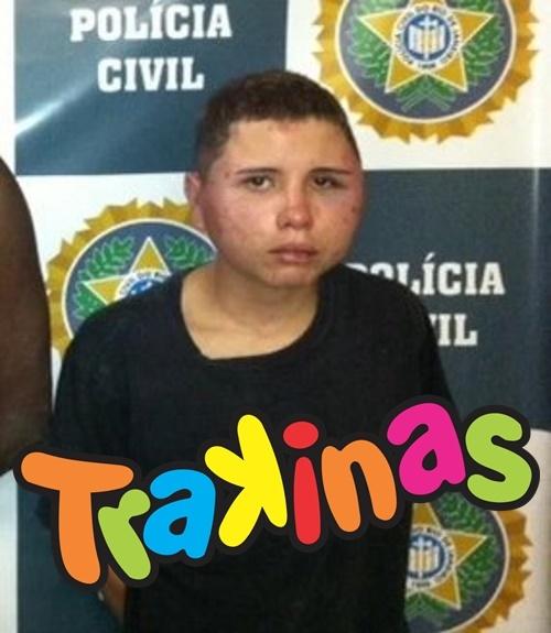 Bandido Trakinas de Niterói - meme