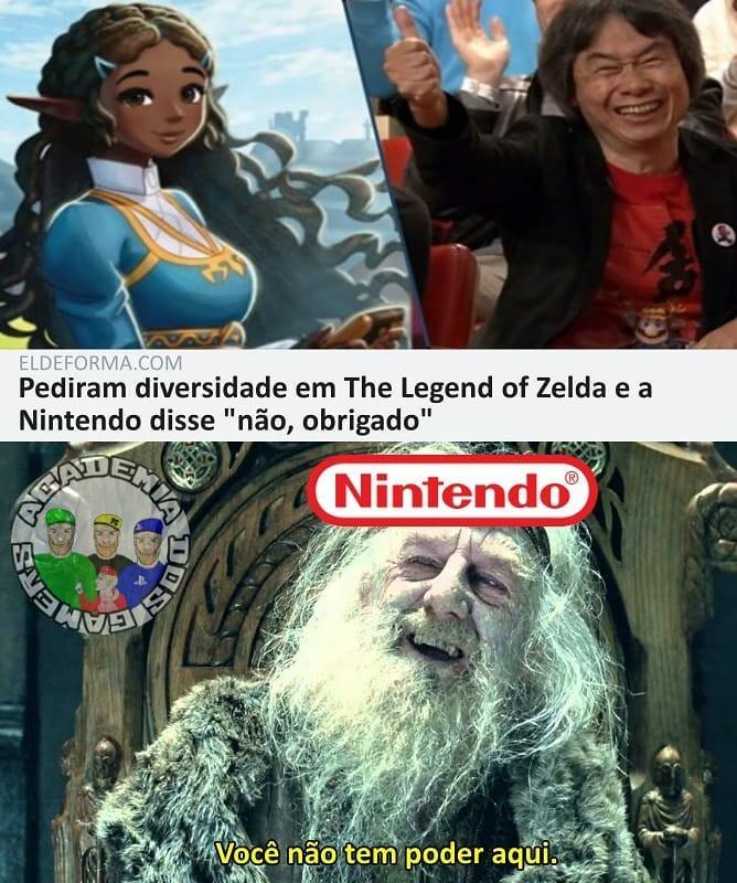 Essa Nintendo - meme
