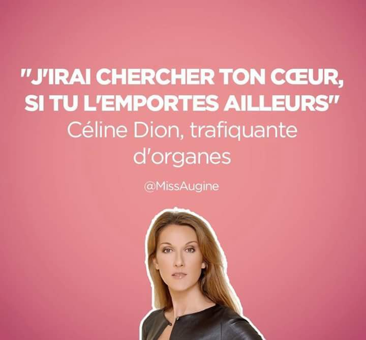 Céline - meme