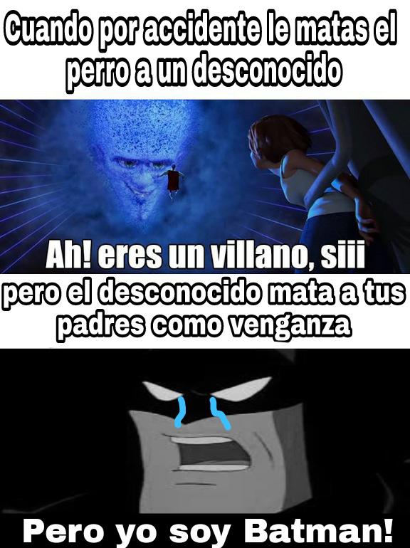 Batman siempre triunfa - meme