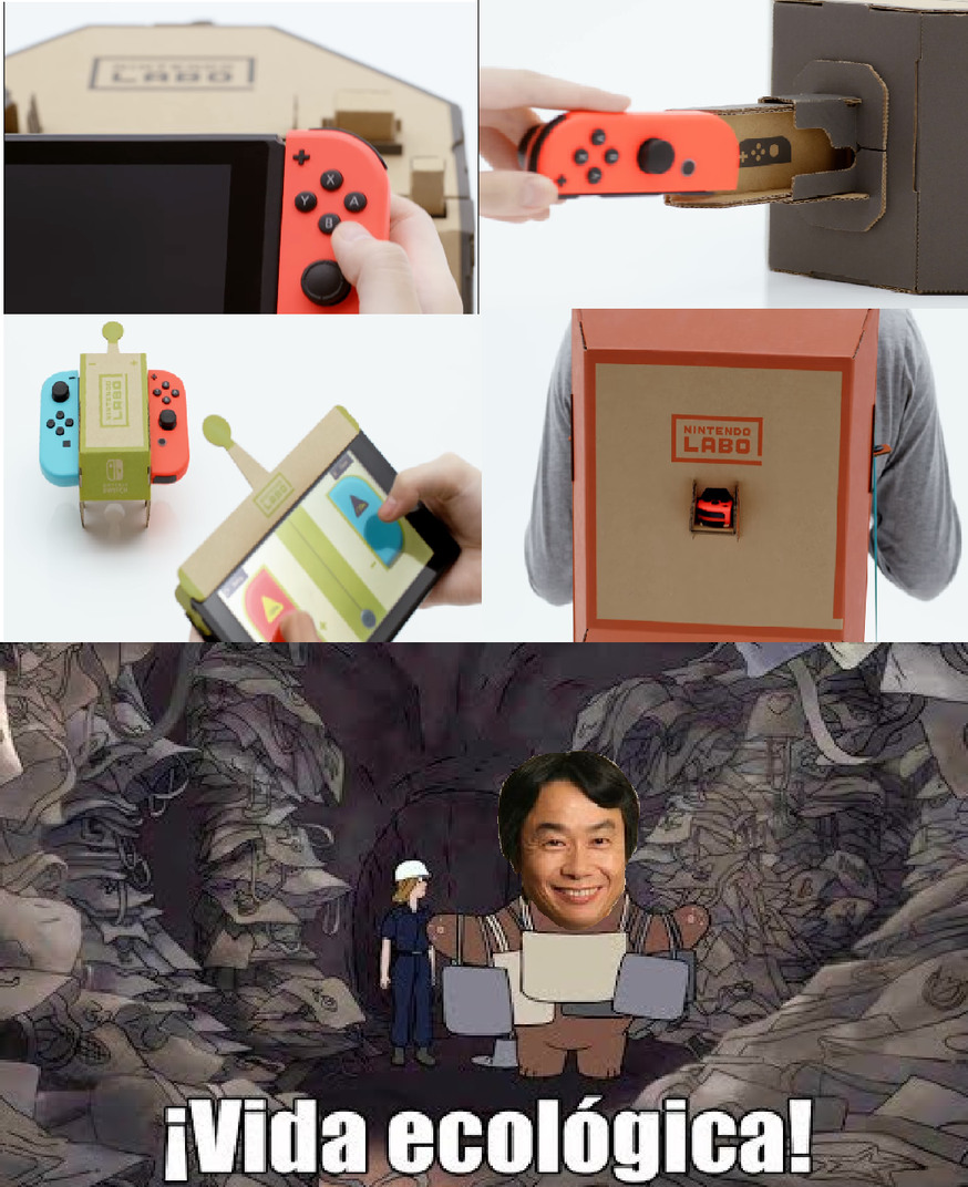 carton - meme