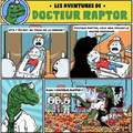 Sacré Dr Raptor