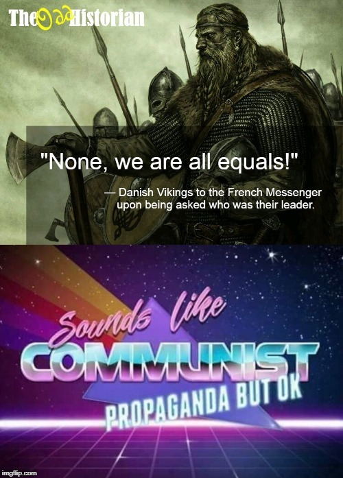 Damn commies - meme