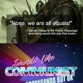 Damn commies