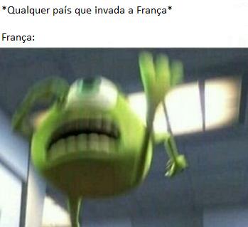 França se rendeu - meme