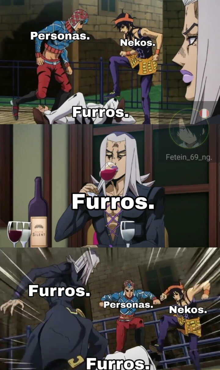 Todos odian a los furros. - meme