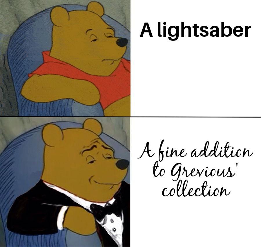 So civilized - meme