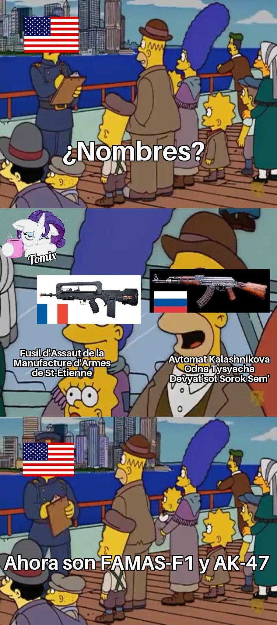 Muricans - meme