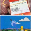 Me dijo que me amaria cuando los cerdos vuelen...