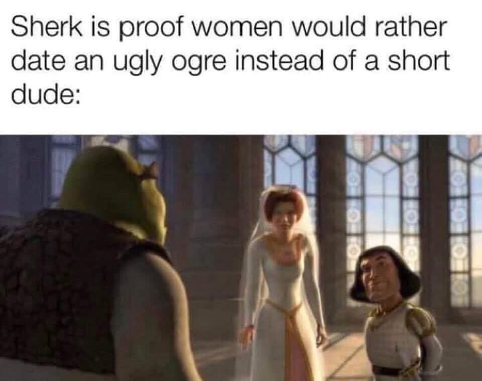 Sherk - meme