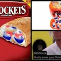 The new and improved tide pod hot pockets