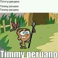 Timmy peruano