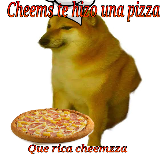Cheemsburger - meme