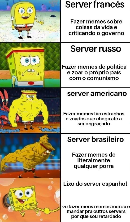 Ataque no server espanhol 23 de abril - meme