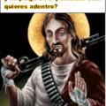 Yisus machete