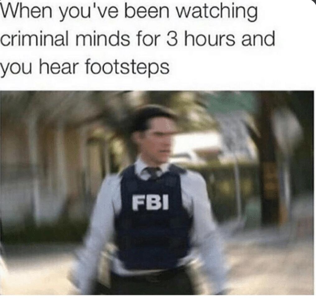 Criminal Minds - meme