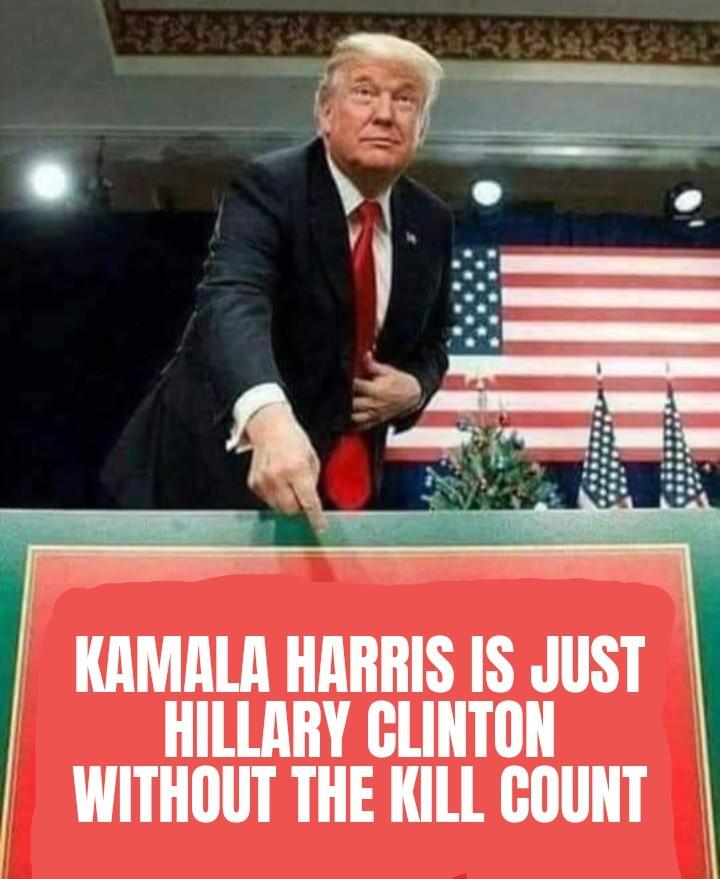 Kamala Harris - meme
