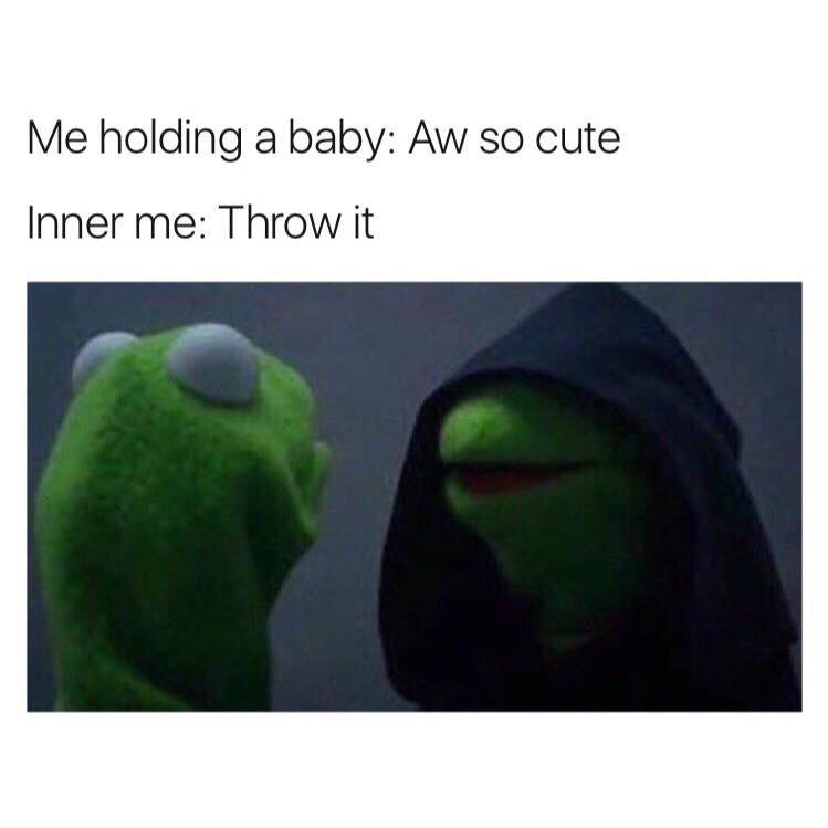 throw it - meme