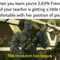 Man the french are a bunch of pussies, no joke