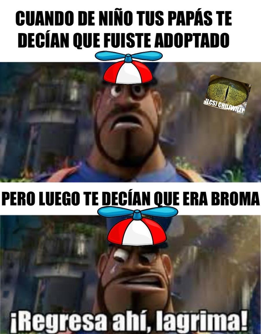 Pobres - meme