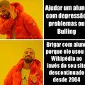 Eu fazia pelo Brasil escola e sempre tinha informação errada