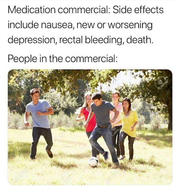 Stop flipping lying - meme