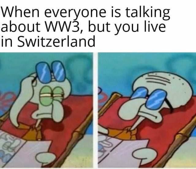 Neutral - meme