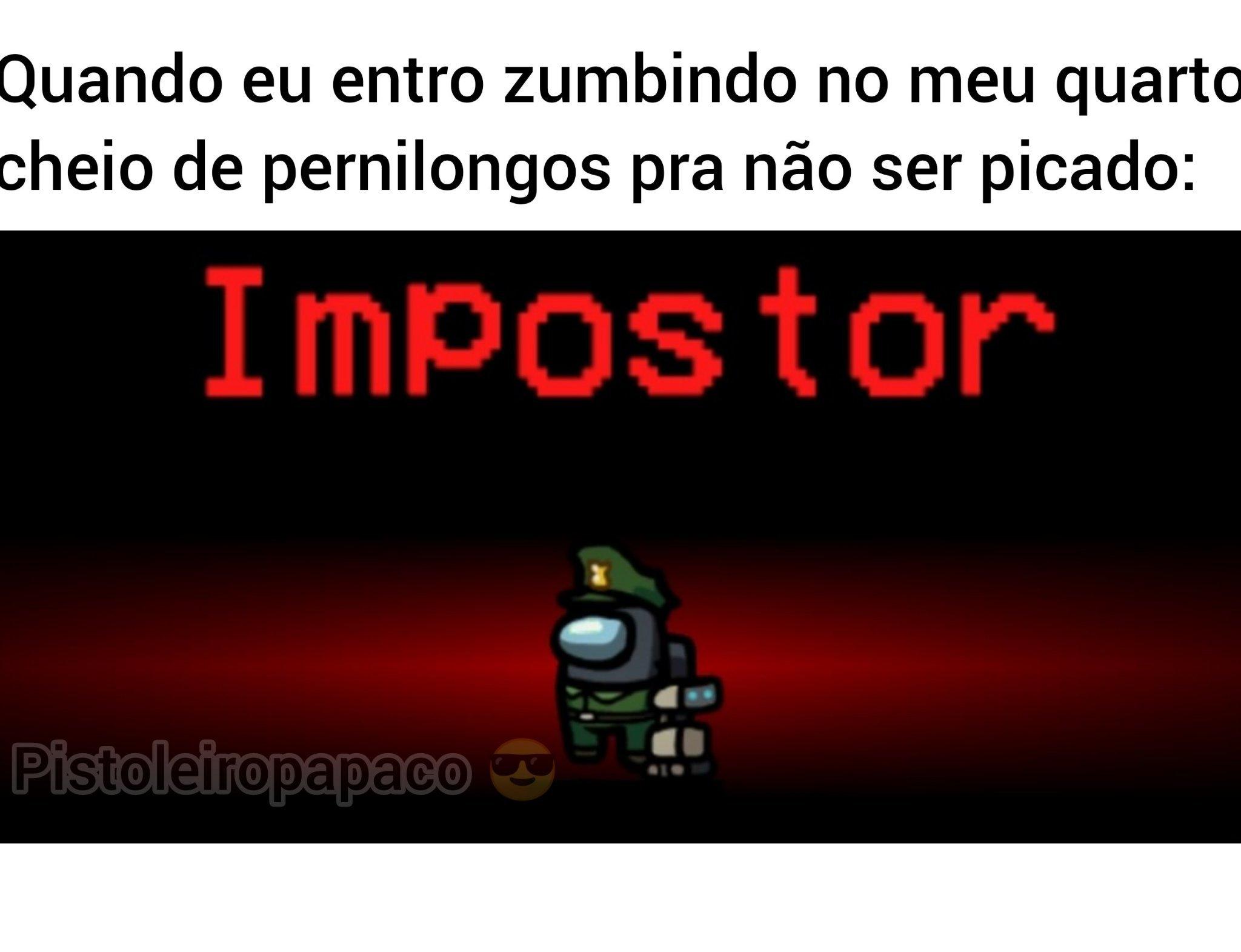 Impostor kkkkk - meme