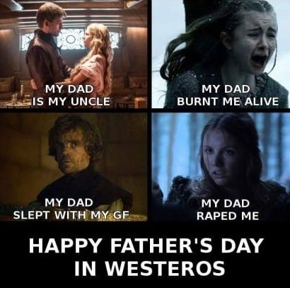 Happy father's Day...late... - meme