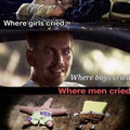 Where Men Cry