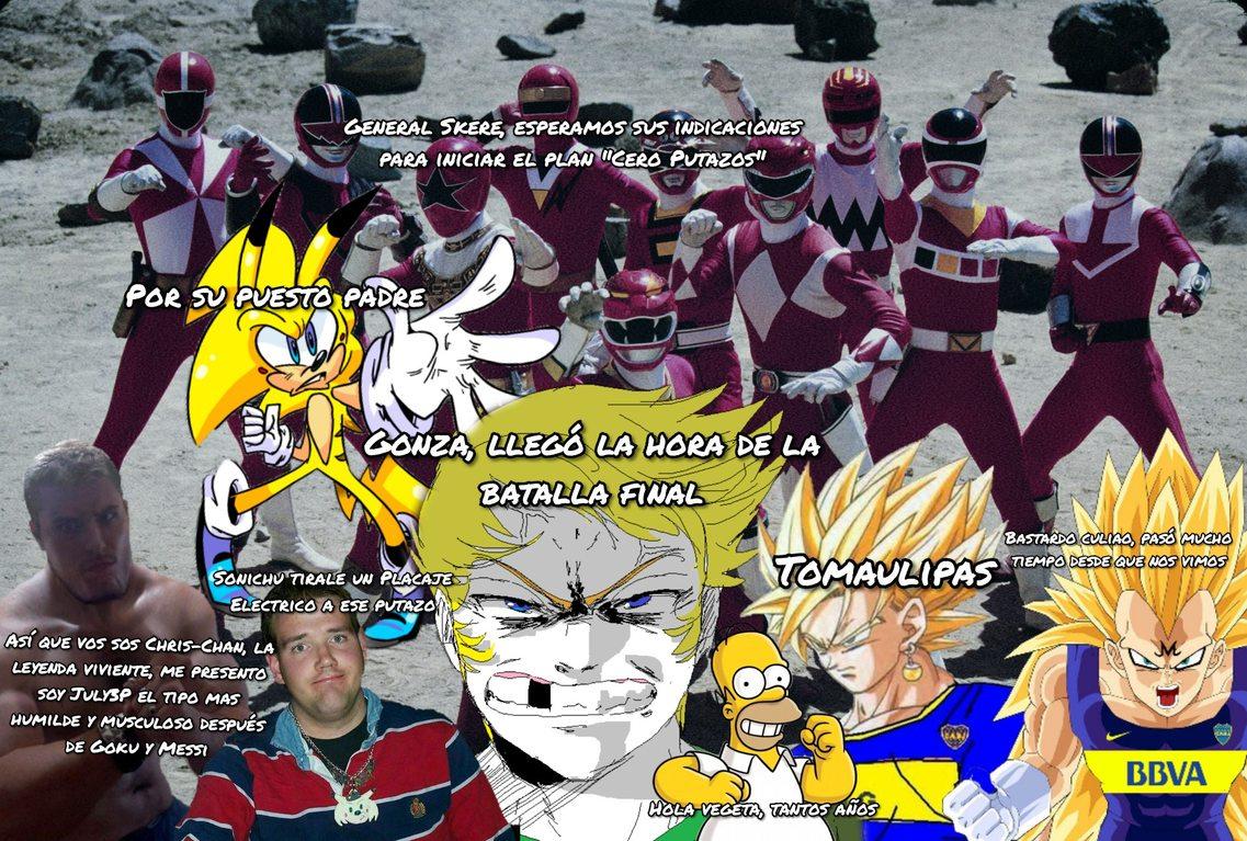 El Omniverso 3p se conecta con el Gonzaverso - meme