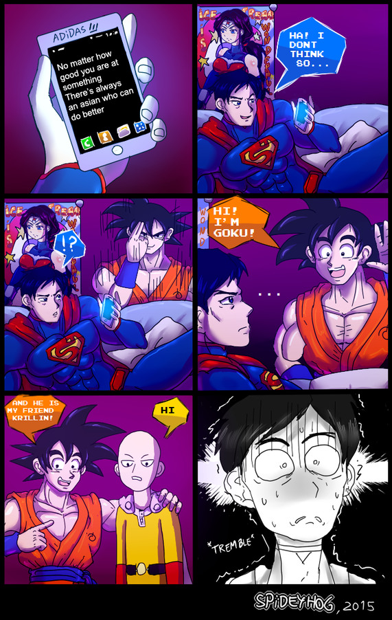 Err Goku... that's not Krillin - meme