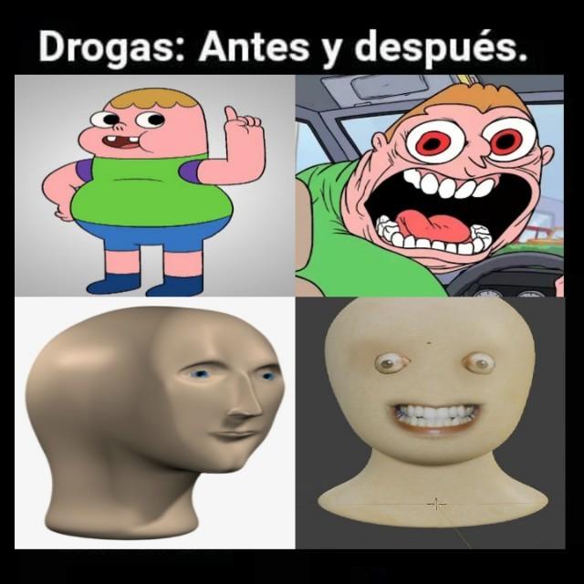 No tomen drogas chicos:happy: - meme