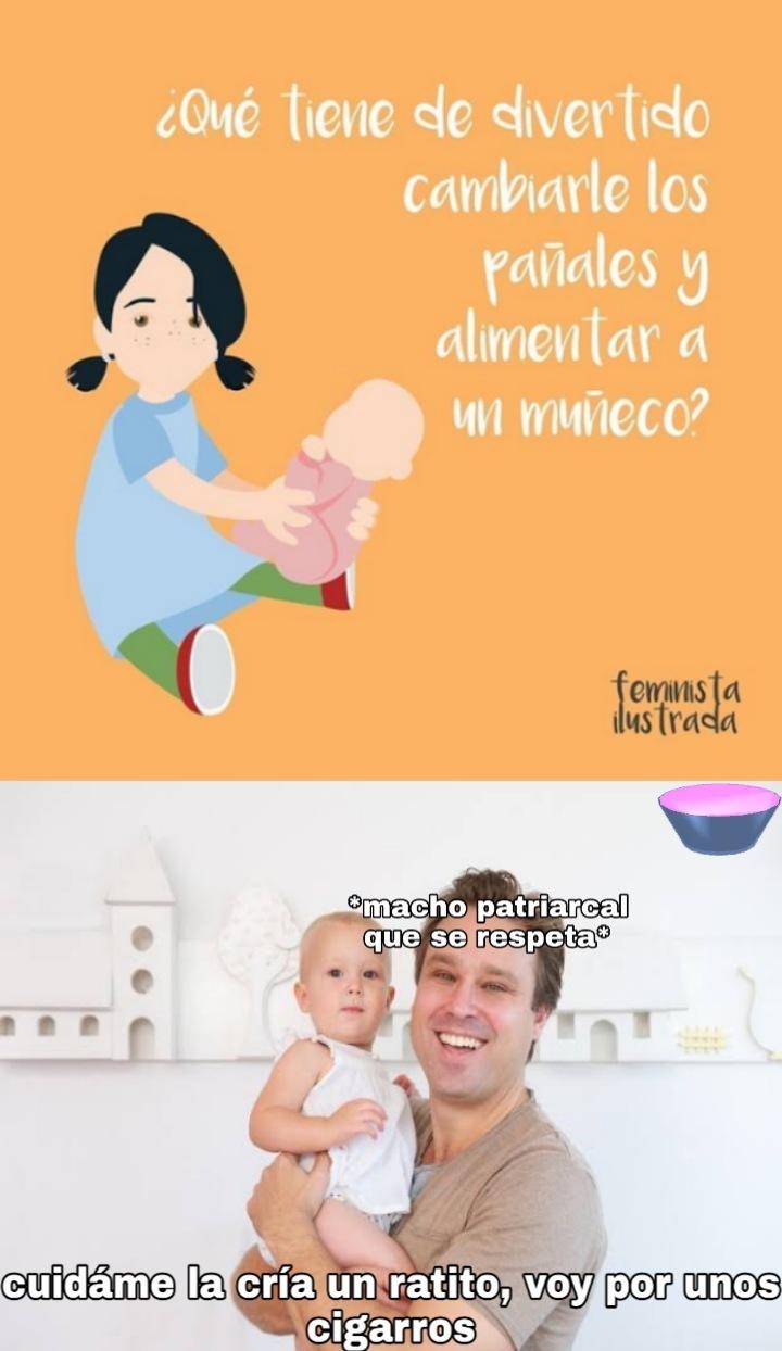 Para el futuro incierto - meme