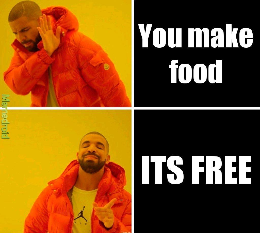 ITS FREE! - meme