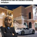 Flexing on his way to Mecca