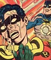 Noooo Batman, como pudisteeeee - meme