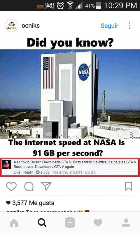 91Gb per second? - meme