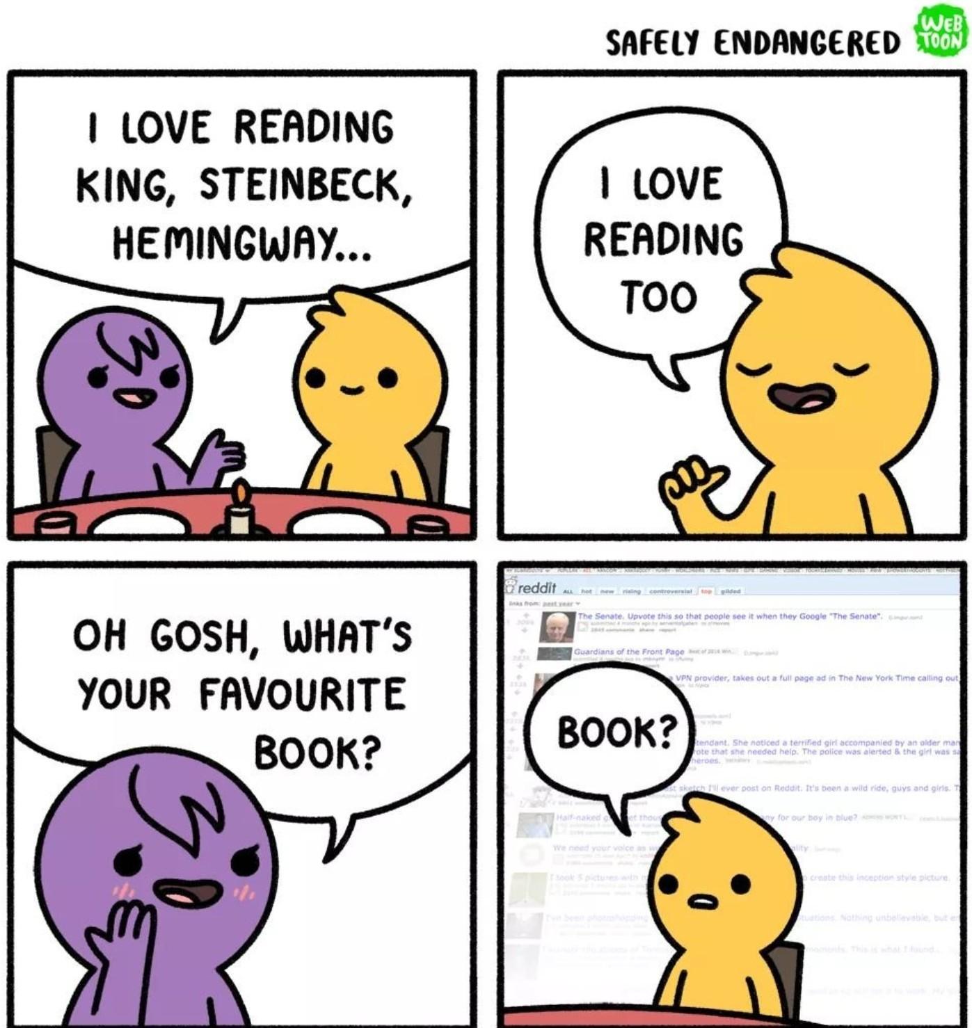 Love these comics - meme