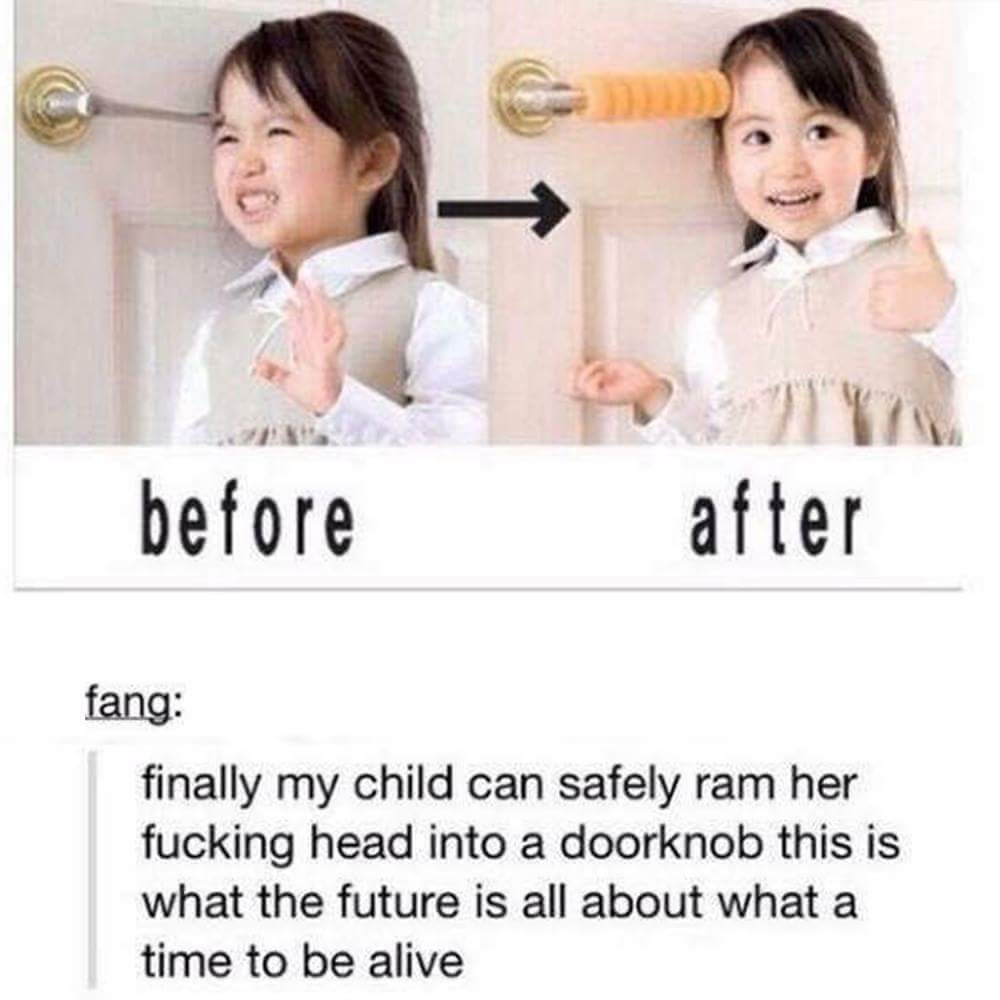 I wish I had this when I was young - meme