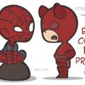 Homem Aranha e Demolidor