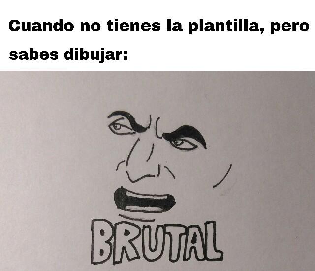 Viva el arte madafackas - meme