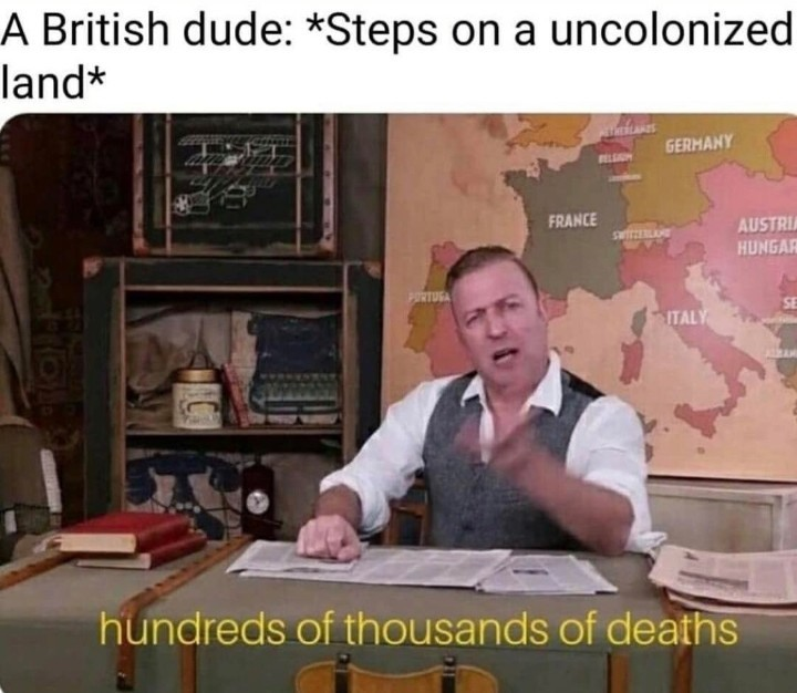 Indy Neidel and his Great War videos were the best thing ever - meme
