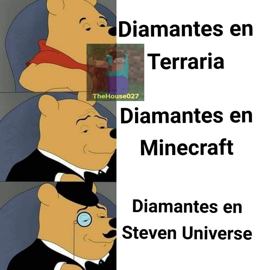 Oh yeeaaahh, Diamantes... - meme