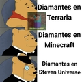 Oh yeeaaahh, Diamantes...