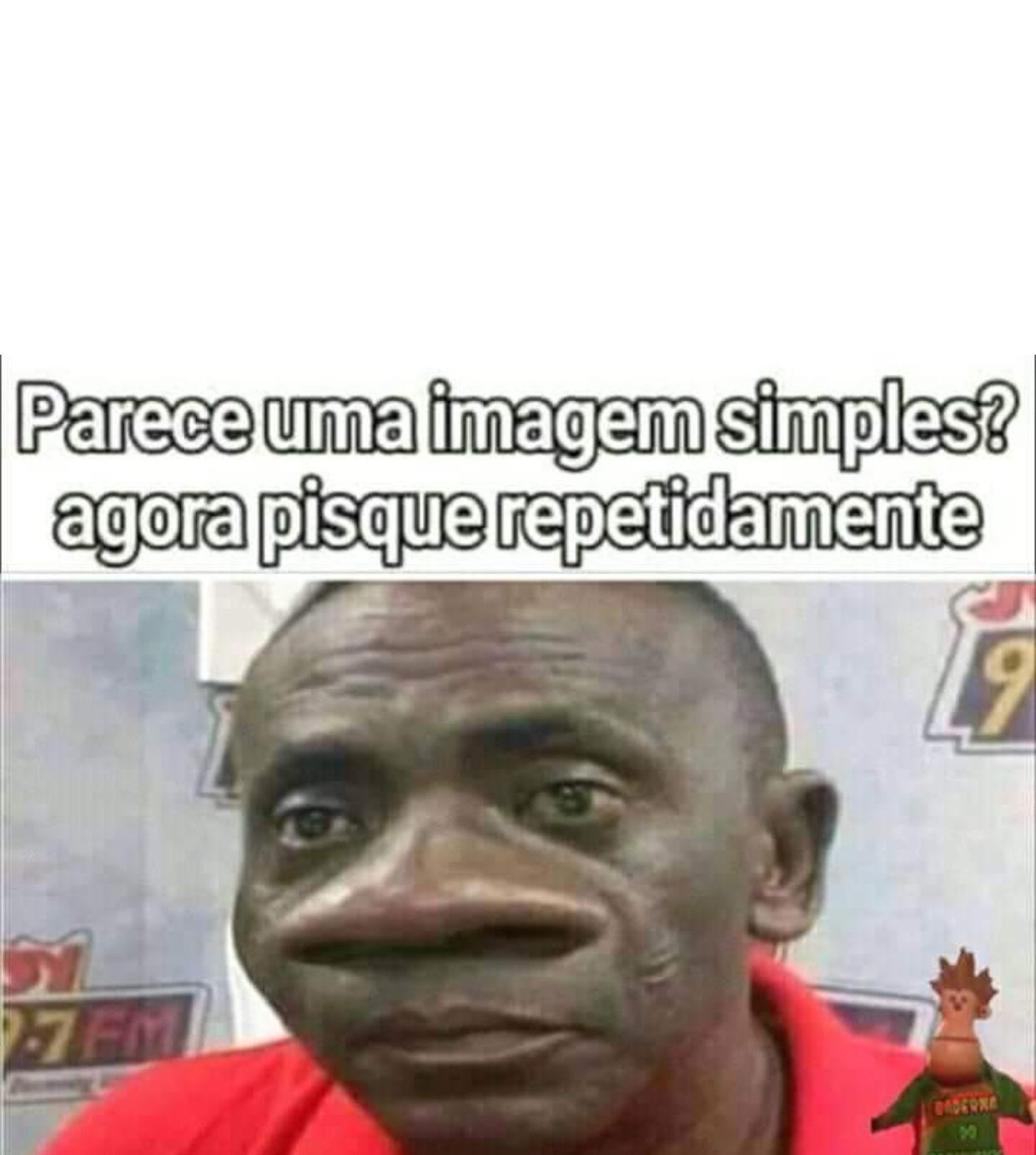 bem simples - meme