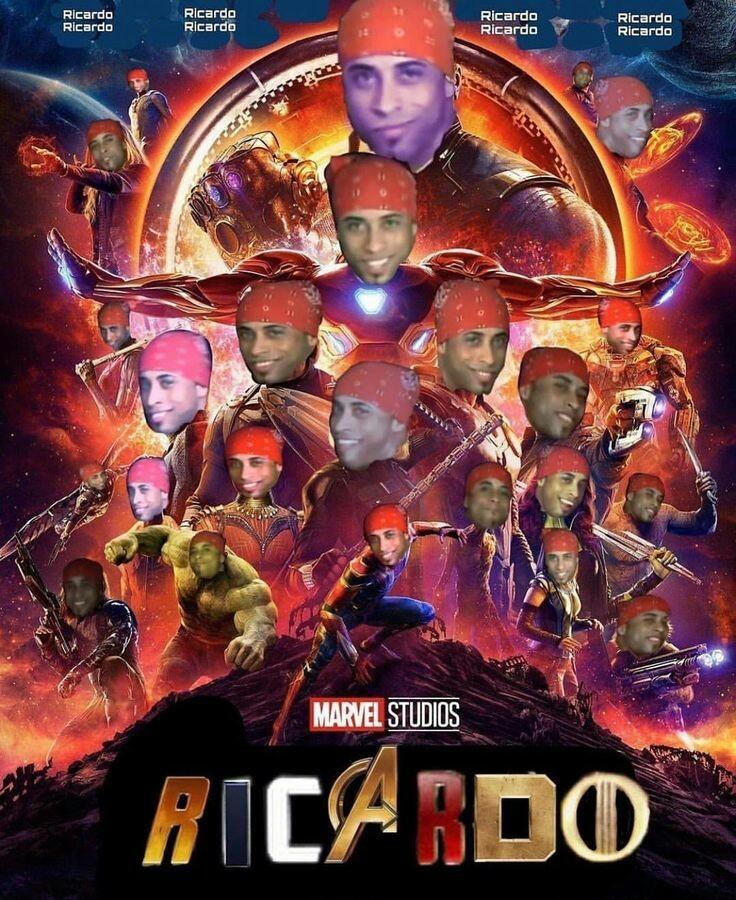 Ricardo - meme